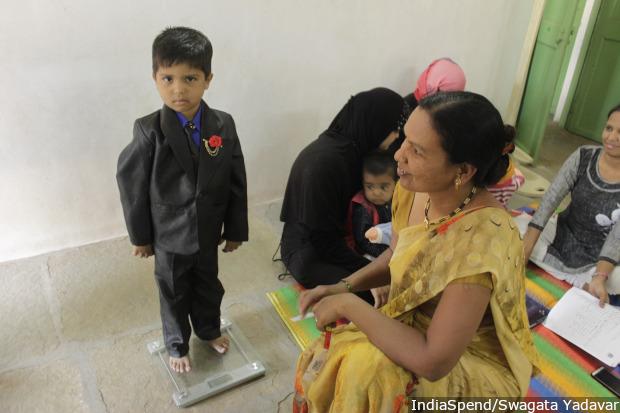 Breastfed Right: How Shrirampur's Babies Escape Malnutrition  